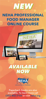NEHA Professional Food Manager Online Course